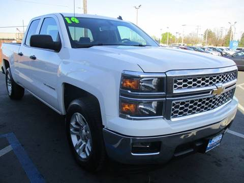 2014 Chevrolet Silverado 1500 for sale at Choice Auto & Truck in Sacramento CA