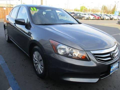 2011 Honda Accord for sale at Choice Auto & Truck in Sacramento CA