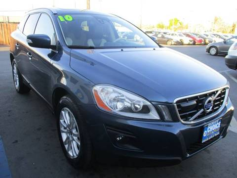 2010 Volvo XC60 for sale at Choice Auto & Truck in Sacramento CA