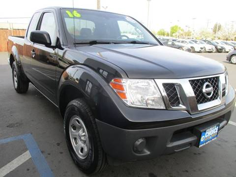 2016 Nissan Frontier for sale at Choice Auto & Truck in Sacramento CA