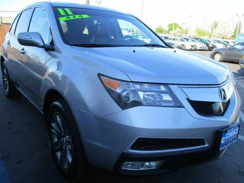 2011 Acura MDX for sale at Choice Auto & Truck in Sacramento CA