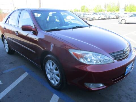 2003 Toyota Camry for sale at Choice Auto & Truck in Sacramento CA