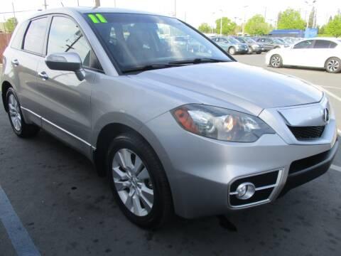 2011 Acura RDX for sale at Choice Auto & Truck in Sacramento CA