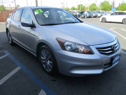 2012 Honda Accord for sale at Choice Auto & Truck in Sacramento CA