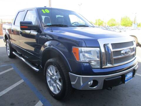 2010 Ford F-150 for sale at Choice Auto & Truck in Sacramento CA