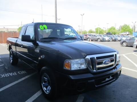 2009 Ford Ranger for sale at Choice Auto & Truck in Sacramento CA