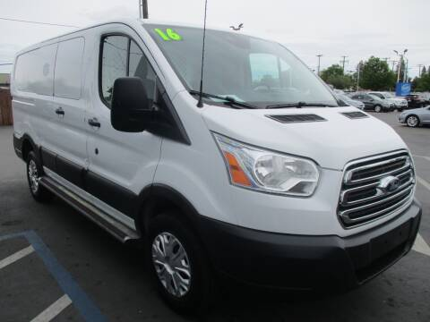 2016 Ford Transit Cargo for sale at Choice Auto & Truck in Sacramento CA