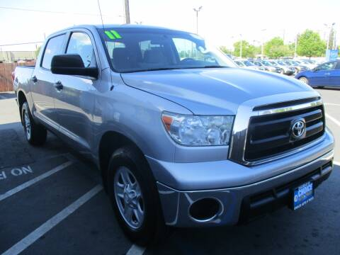2011 Toyota Tundra for sale at Choice Auto & Truck in Sacramento CA
