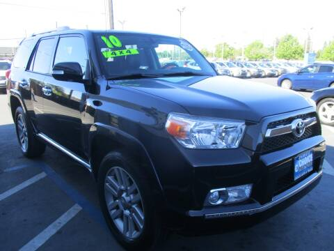 2010 Toyota 4Runner for sale at Choice Auto & Truck in Sacramento CA