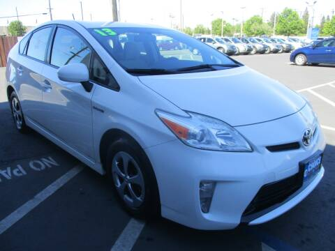 2013 Toyota Prius for sale at Choice Auto & Truck in Sacramento CA