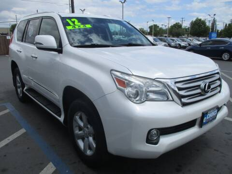 2012 Lexus GX 460 for sale at Choice Auto & Truck in Sacramento CA