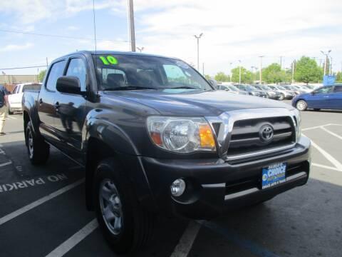 2010 Toyota Tacoma for sale at Choice Auto & Truck in Sacramento CA