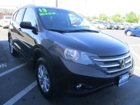 2013 Honda CR-V for sale at Choice Auto & Truck in Sacramento CA