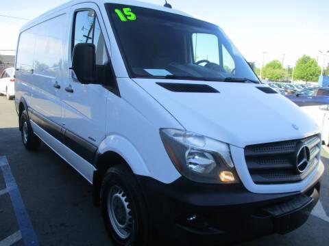 2015 Mercedes-Benz Sprinter Cargo for sale at Choice Auto & Truck in Sacramento CA