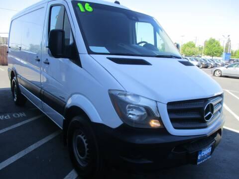 2016 Mercedes-Benz Sprinter Cargo for sale at Choice Auto & Truck in Sacramento CA