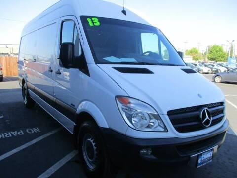2013 Mercedes-Benz Sprinter Cargo for sale at Choice Auto & Truck in Sacramento CA