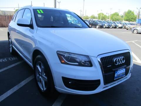 2011 Audi Q5 for sale at Choice Auto & Truck in Sacramento CA