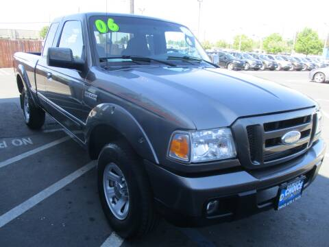 2006 Ford Ranger for sale at Choice Auto & Truck in Sacramento CA