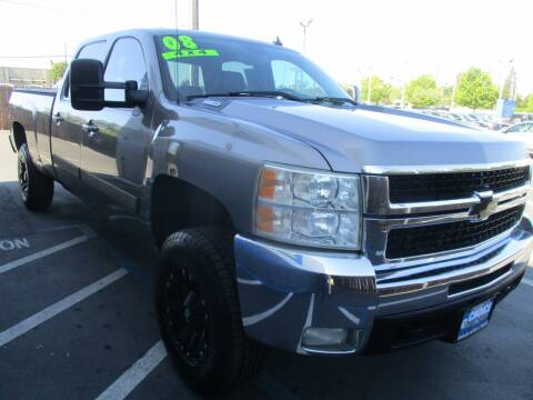 2008 Chevrolet Silverado 2500HD for sale at Choice Auto & Truck in Sacramento CA