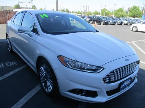2014 Ford Fusion for sale at Choice Auto & Truck in Sacramento CA