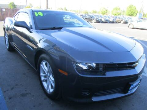 2014 Chevrolet Camaro for sale at Choice Auto & Truck in Sacramento CA