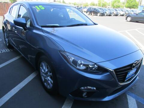 2015 Mazda MAZDA3 for sale at Choice Auto & Truck in Sacramento CA
