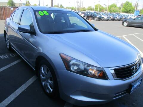 2008 Honda Accord for sale at Choice Auto & Truck in Sacramento CA