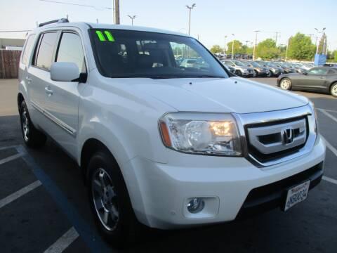 2011 Honda Pilot for sale at Choice Auto & Truck in Sacramento CA