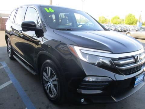 2016 Honda Pilot for sale at Choice Auto & Truck in Sacramento CA