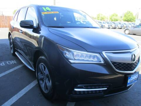 2014 Acura MDX for sale at Choice Auto & Truck in Sacramento CA