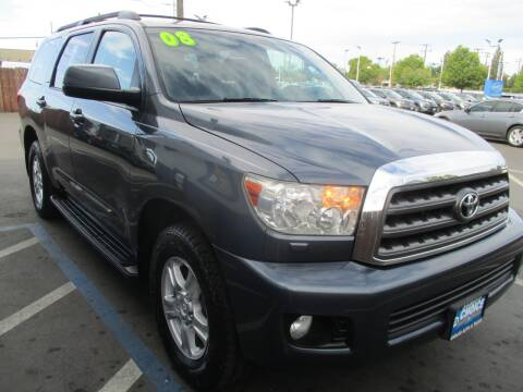 2008 Toyota Sequoia for sale at Choice Auto & Truck in Sacramento CA