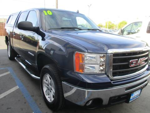 2010 GMC Sierra 1500 for sale at Choice Auto & Truck in Sacramento CA