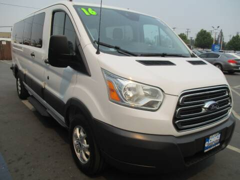 2016 Ford Transit Passenger for sale at Choice Auto & Truck in Sacramento CA