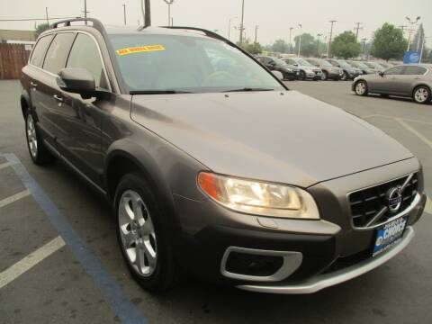 2011 Volvo XC70 for sale at Choice Auto & Truck in Sacramento CA