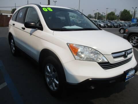 2008 Honda CR-V for sale at Choice Auto & Truck in Sacramento CA