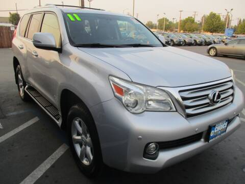 2011 Lexus GX 460 for sale at Choice Auto & Truck in Sacramento CA