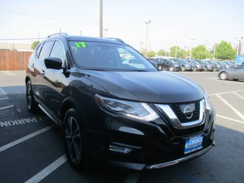 2017 Nissan Rogue for sale at Choice Auto & Truck in Sacramento CA