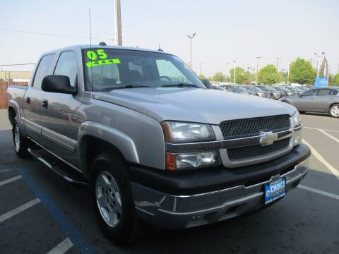 2005 Chevrolet Silverado 1500 for sale at Choice Auto & Truck in Sacramento CA