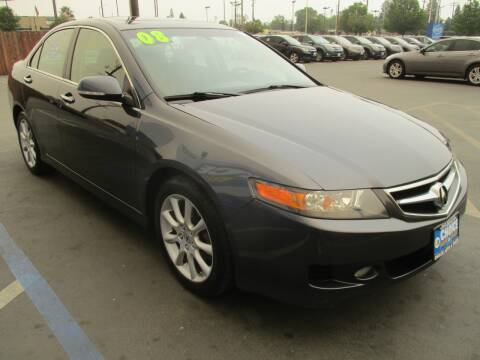 2008 Acura TSX for sale at Choice Auto & Truck in Sacramento CA