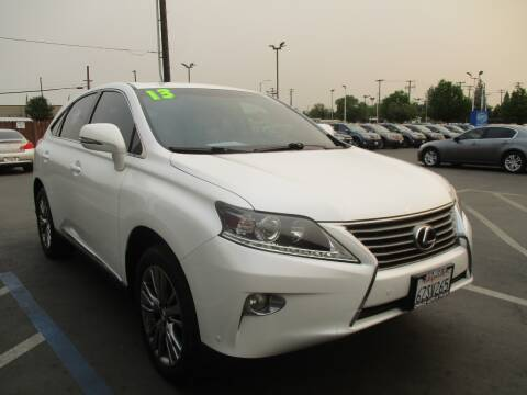 2013 Lexus RX 450h for sale at Choice Auto & Truck in Sacramento CA