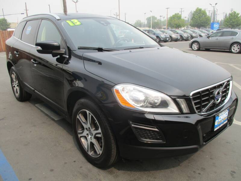 2013 Volvo XC60 for sale at Choice Auto & Truck in Sacramento CA