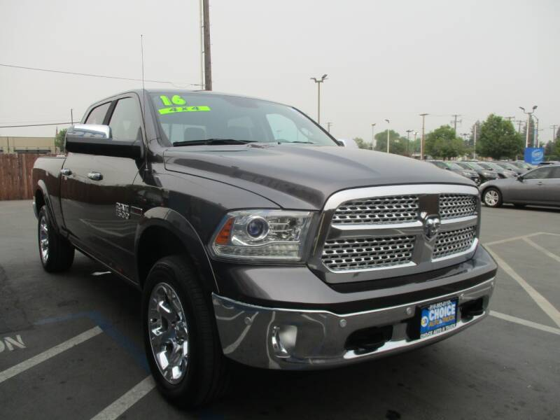 2016 RAM Ram Pickup 1500 for sale at Choice Auto & Truck in Sacramento CA