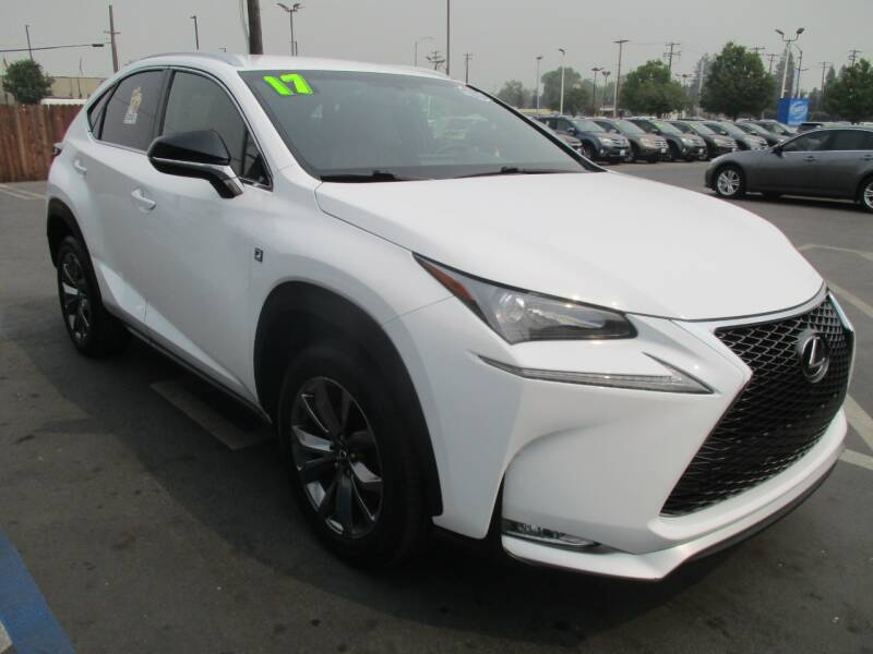 2017 Lexus NX 200t for sale at Choice Auto & Truck in Sacramento CA