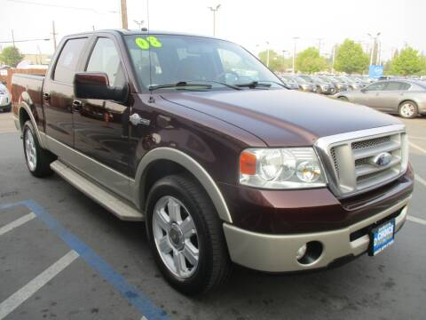 2008 Ford F-150 for sale at Choice Auto & Truck in Sacramento CA