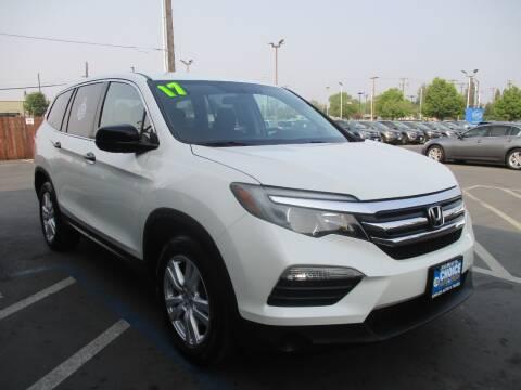 2017 Honda Pilot for sale at Choice Auto & Truck in Sacramento CA