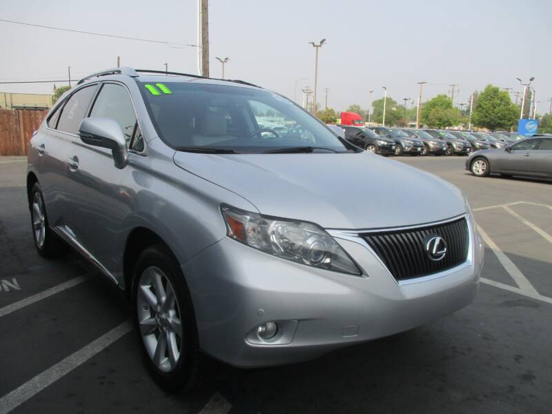 2011 Lexus RX 350 for sale at Choice Auto & Truck in Sacramento CA
