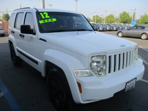 2012 Jeep Liberty for sale at Choice Auto & Truck in Sacramento CA