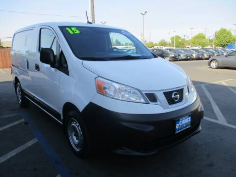 2015 Nissan NV200 for sale at Choice Auto & Truck in Sacramento CA