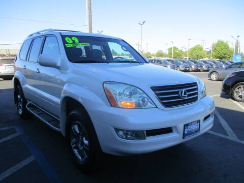 2009 Lexus GX 470 for sale at Choice Auto & Truck in Sacramento CA