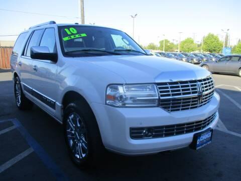 2010 Lincoln Navigator for sale at Choice Auto & Truck in Sacramento CA